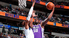 NBA: Kings 93, Mavericks 88