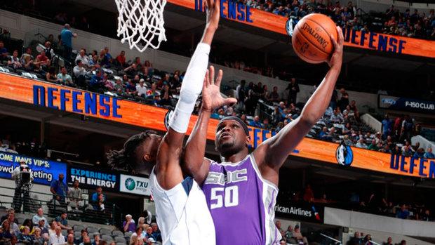 NBA: Kings 93, Mavericks 88