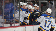 NHL: Blues 4, Avalanche 3