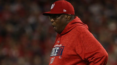 Dusty Baker out as manager in D.C.