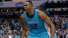 NBA: Hawks 91, Hornets 109