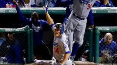 NLCS: Dodgers 11, Cubs 1