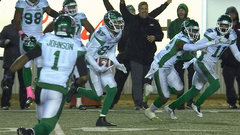CFL: Roughriders 30, Stampeders 7