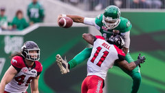 Hard to go with Riders for Fantasy points against Stamps' defence