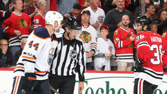 Johnson: Kassian, Gudbranson should be suspended for their respective hits