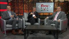 Coors Side Seats: Darren Dreger