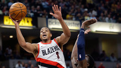 NBA: Trail Blazers 114, Pacers 96