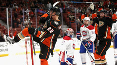 NHL: Canadiens 3, Ducks 6