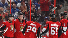 NHL: Maple Leafs 3, Senators 6