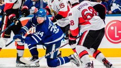 Will the Leafs and Sens stick to the script tonight?