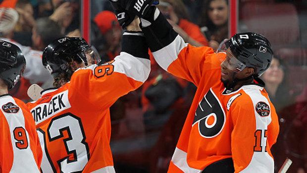 NHL: Oilers 1, Flyers 2
