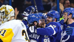 NHL: Penguins 1, Lightning 7