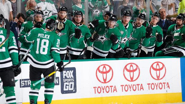 NHL: Hurricanes 3, Stars 4