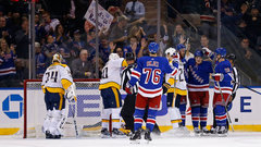 NHL: Predators 2, Rangers 4