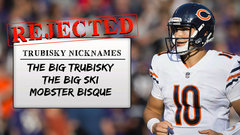 Rejected nicknames for Mitch Trubisky