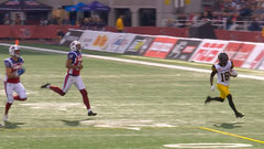 Must See: Banks breaks off 65-yard punt return for Ticats