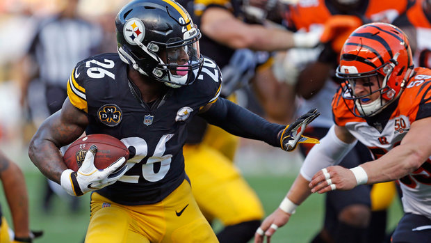 NFL: Bengals 14, Steelers 29