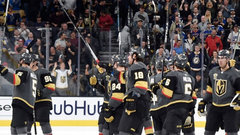 NHL: Blues 2, Golden Knights 3 (OT)