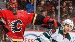 NHL: Wild 4, Flames 2