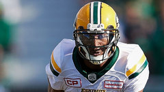 Bowman finally breaks out to lead Esks over Lions