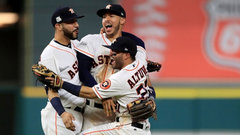Home field, crucial plays elevate Astros in ALCS