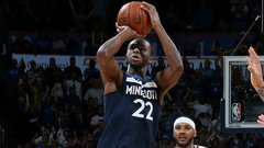 NBA: Timberwolves 115, Thunder 113
