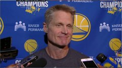 Kerr on Curry ejection: 'It was egregious, it was awful'