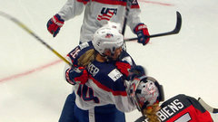 Canada's women's team falls to U.S. in pre-Olympic matchup