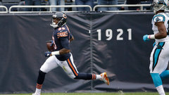 NFL: Panthers 3, Bears 17