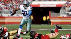 NFL: Cowboys 40, 49ers 10