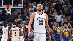 NBA: Warriors 101, Grizzlies 111