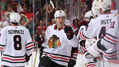NHL: Blackhawks 4, Coyotes 2