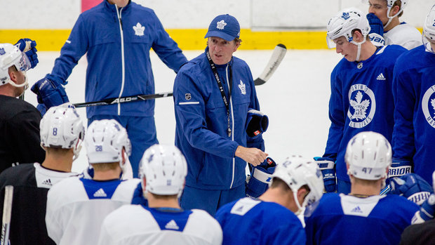 With Kings up next, Leafs look to learn from Saturday night's loss