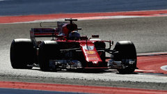 Vettel keeps slim championship hopes alive