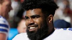 Cowboys Elliott to play Sunday against Redskins