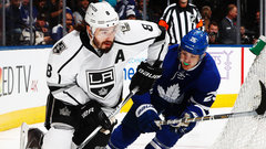 Leafs Ice Chips: Doughty on why Leafs aren't a contender yet