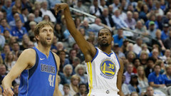 NBA: Warriors 133, Mavericks 103