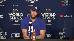 Kershaw: It's special to be a Dodger