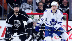 A clash of styles tonight when Leafs host Kings