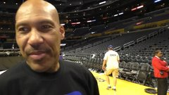 LaVar calls loss to Pelicans a learning experience
