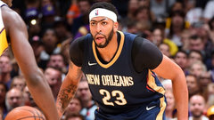 NBA: Pelicans 119, Lakers 112