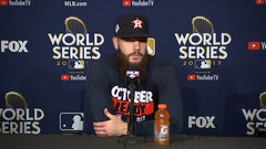 Keuchel appreciates every day with Astros