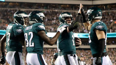 NFL: Redskins 24, Eagles 34