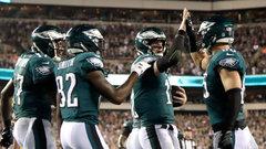 NFL: Redskins 24, Eagles 34