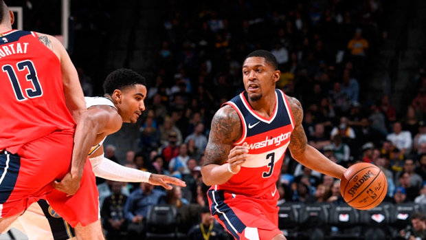 NBA: Wizards 109, Nuggets 104
