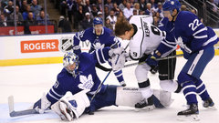 Leafs respond with strong defensive effort in win over Kings