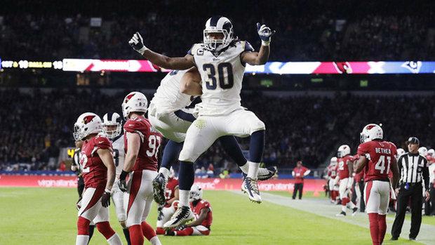 Must See: Best NFL celebrations - Week 7