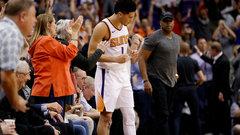 NBA: Kings 115, Suns 117