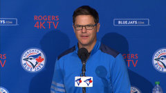 Atkins discusses disappointing Blue Jays season