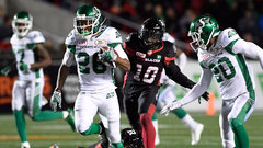 CFL Wired: Week 15 - Riders edge out Redblacks by a rouge
